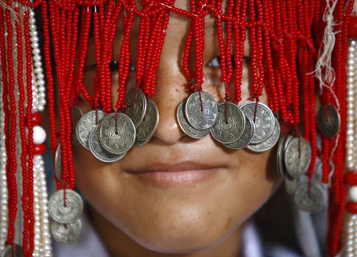 2. Самая низкая точка Непала находится на высоте 70 м над уровнем моря. Более 40 % территории Непала