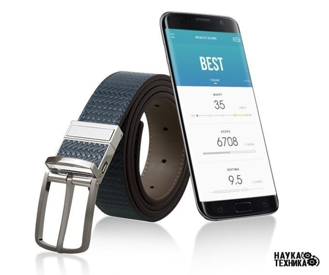 Все полученные показатели передаются по Bluetooth 4.1 в сопряженный смартфон на ОС Android или iOS.