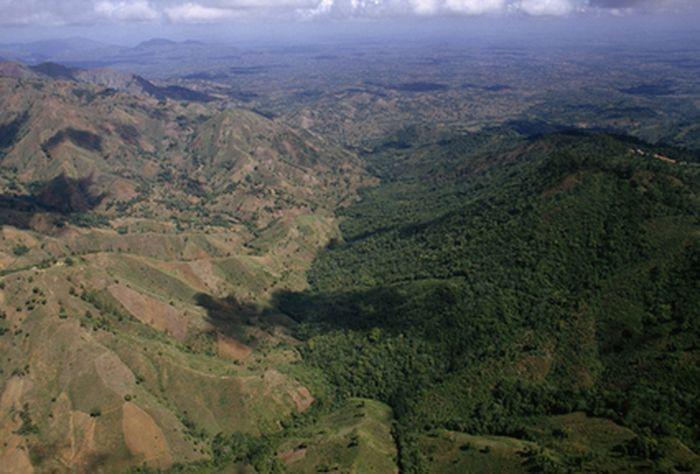 4. Гаити и Доминиканская республика
