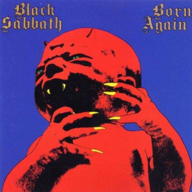Альбом Born Again группы Black Sabbath.