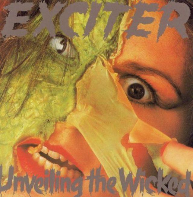 Альбом Unveiling the Wicked группы Exciter.