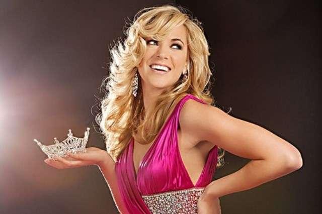 У Лии Сесиль, Мисс Калифорнии 2012, просили об её мнении относительно эвтаназии.