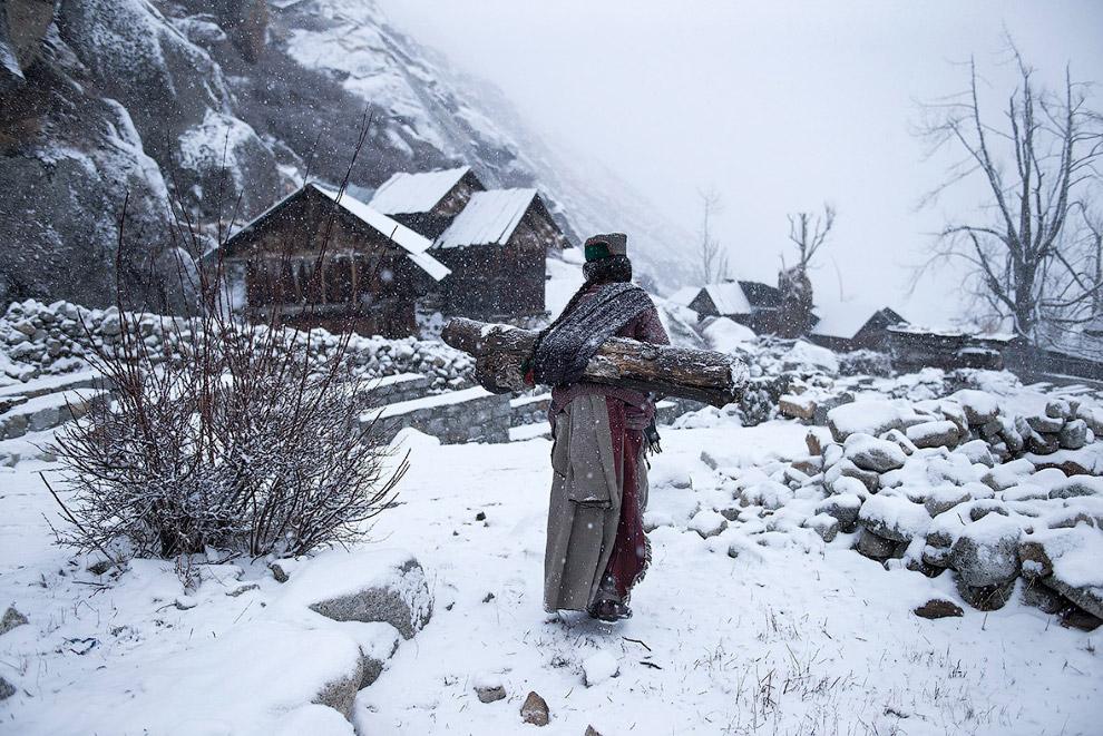 3. Категория «Люди», поощрительный приз: качалка. (Фото Dotan Saguy   National Geographic Travel Pho