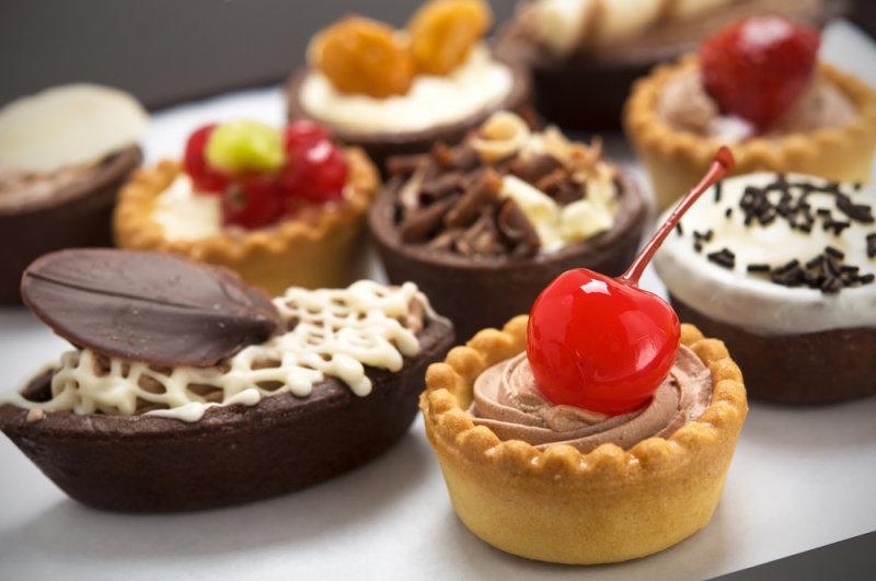 Как есть сладкое и не поправляться (2 фото)
