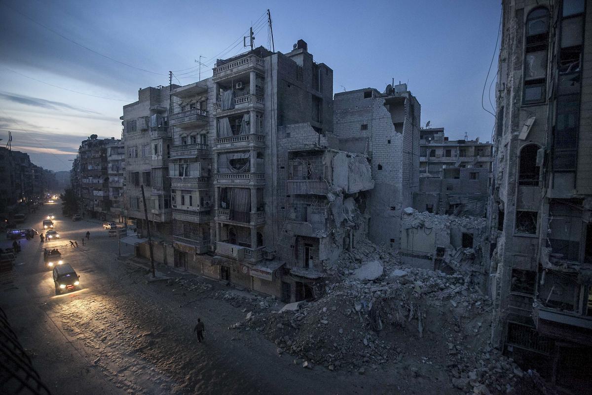 Армия Сирии отражает регулярные атаки боевиков вАлеппо