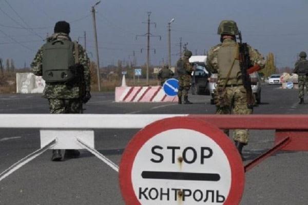 Украинские военные эвакуировали людей изКПВВ «Марьинка» через минометный обстрел боевиков,— ГПСУ
