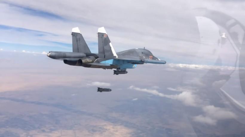 Государственная дума рассмотрит соглашение оразмещении авиагруппыРФ вСирии