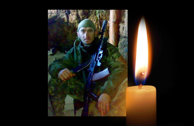 Вбою сдиверсантами вДонбассе погиб боец Правого сектора