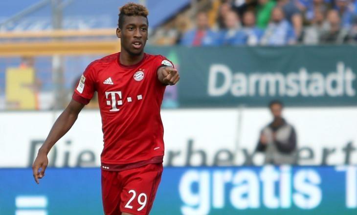 «Бавария» может вернуть Комана в«Ювентус»
