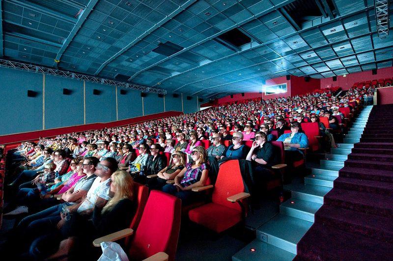 Всередине сентября кинотеатры в Российской Федерации стали посещать на25% больше наблюдателей