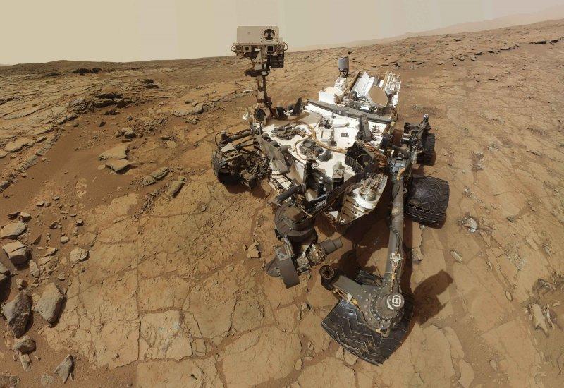 Curiosity нашел наМарсе химический элемент бор