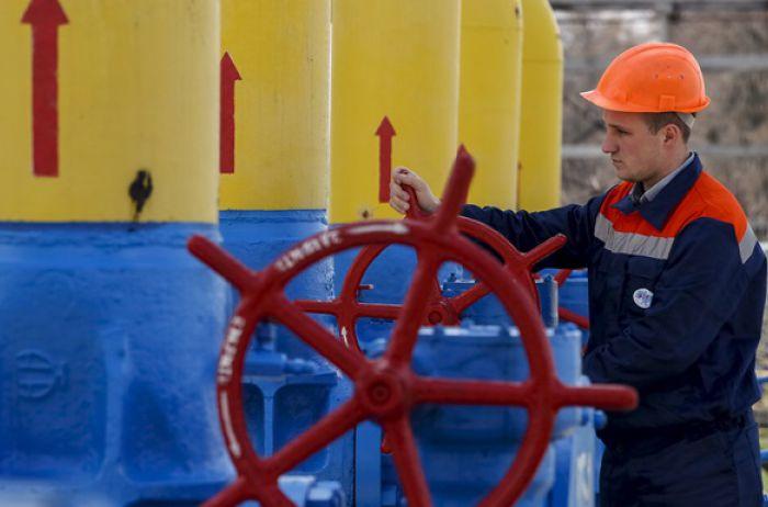 Французская Engie начала поставки газа в государство Украину