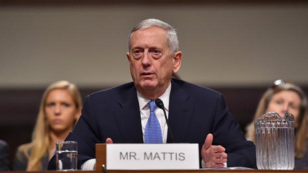 Комитет Сената США одобрил кандидатуру «бешеного пса» Маттиса напост руководителя Пентагона