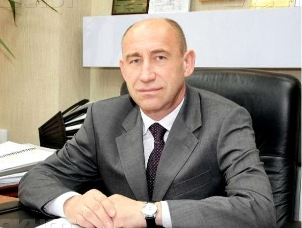Гендиректор футбольного клуба «Ростов» Крупин отправлен вотставку