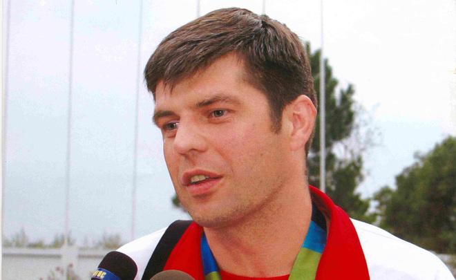 ВАстрахани скончался популярный гандболист Василий Кудинов