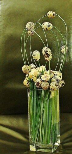 Цветочные композиции Весна и Пасха
