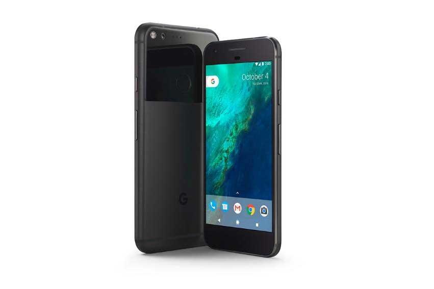 «Убийцы» iPhone: компания Google представила смартфоны Pixel и Pixel XL
