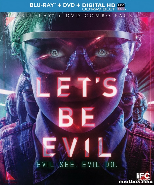 Давай будем плохими / Let's Be Evil (2016/BDRip/HDRip)