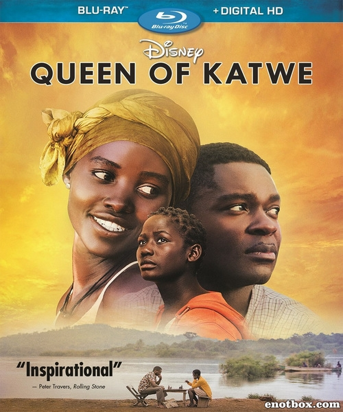 Королева Катве / Queen of Katwe (2016/BDRip/HDRip)