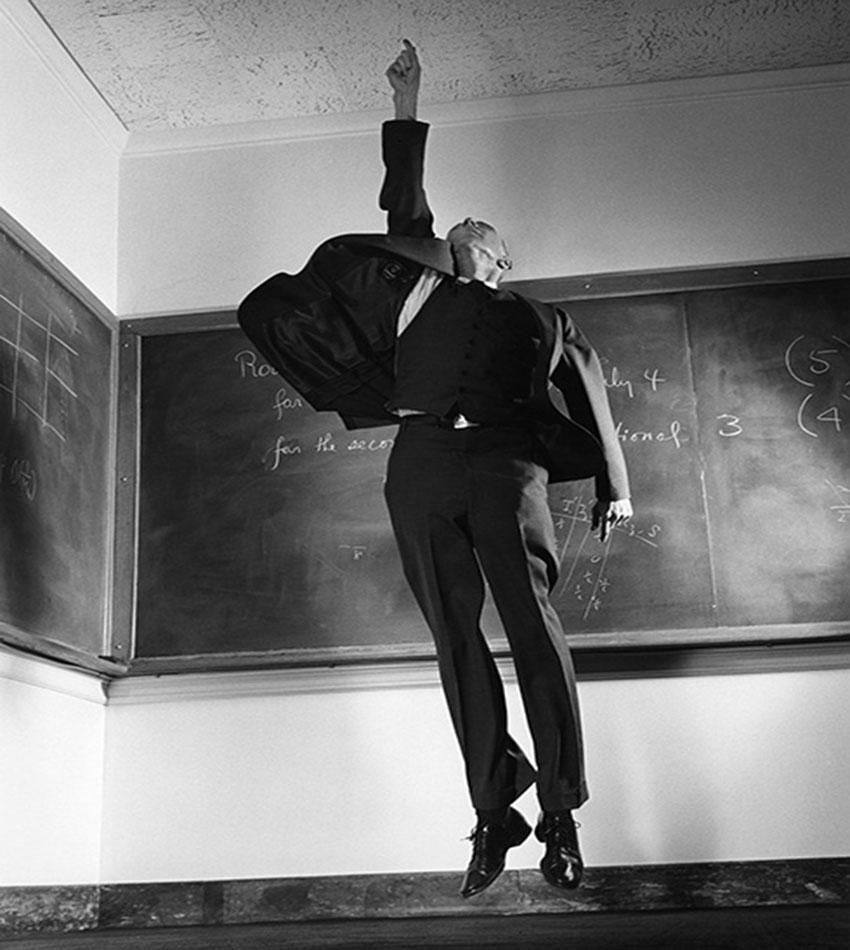 Роберт Оппенгеймер, 1958
