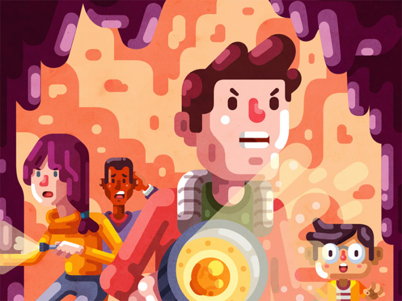 Illustrations by Raul Aguiar