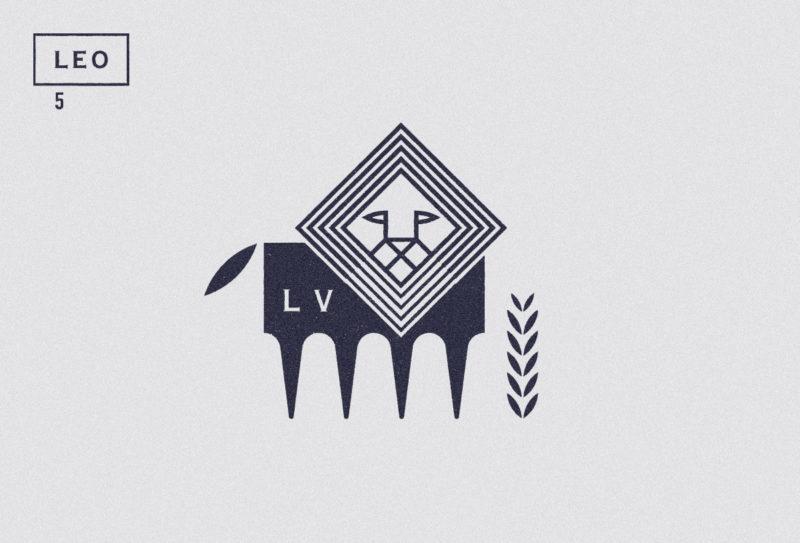 Os signos do zodiaco por Vacaliebres