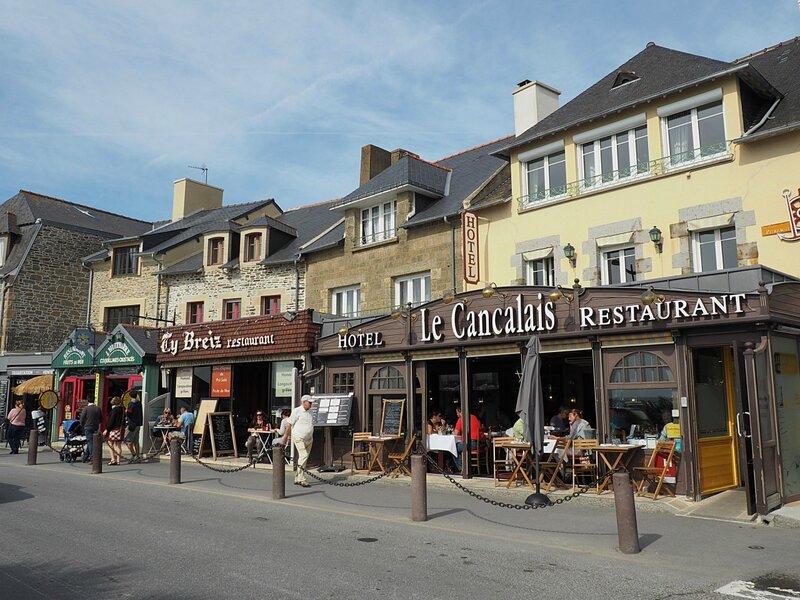Франция, Канкаль (France, Cancale)