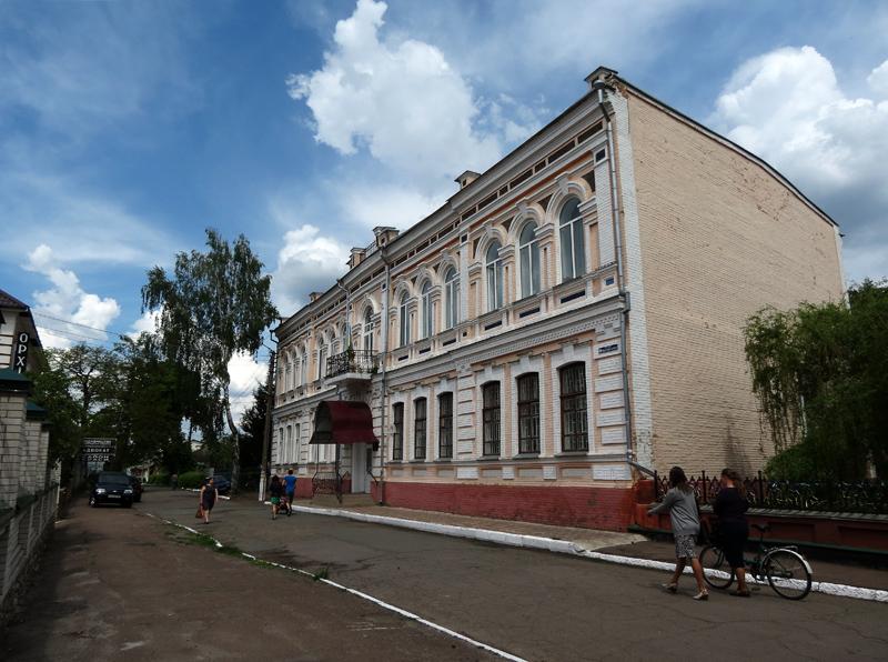 Нежин. Часть 2: Старый город
