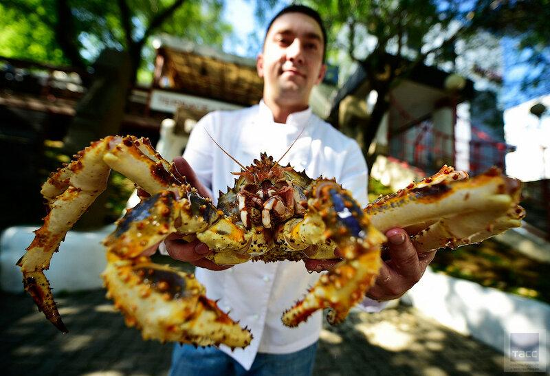 Во Владивостоке стартовал международный фестиваль «Держи краба»
