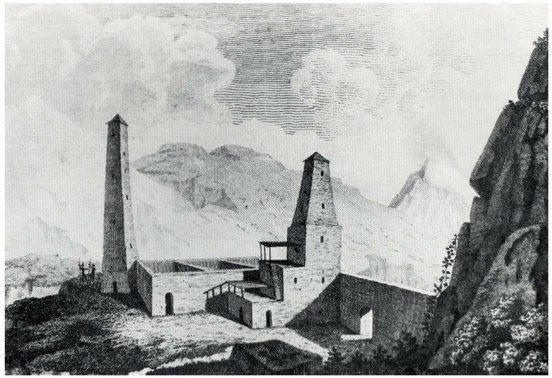 Энгельгардт, 1815 год