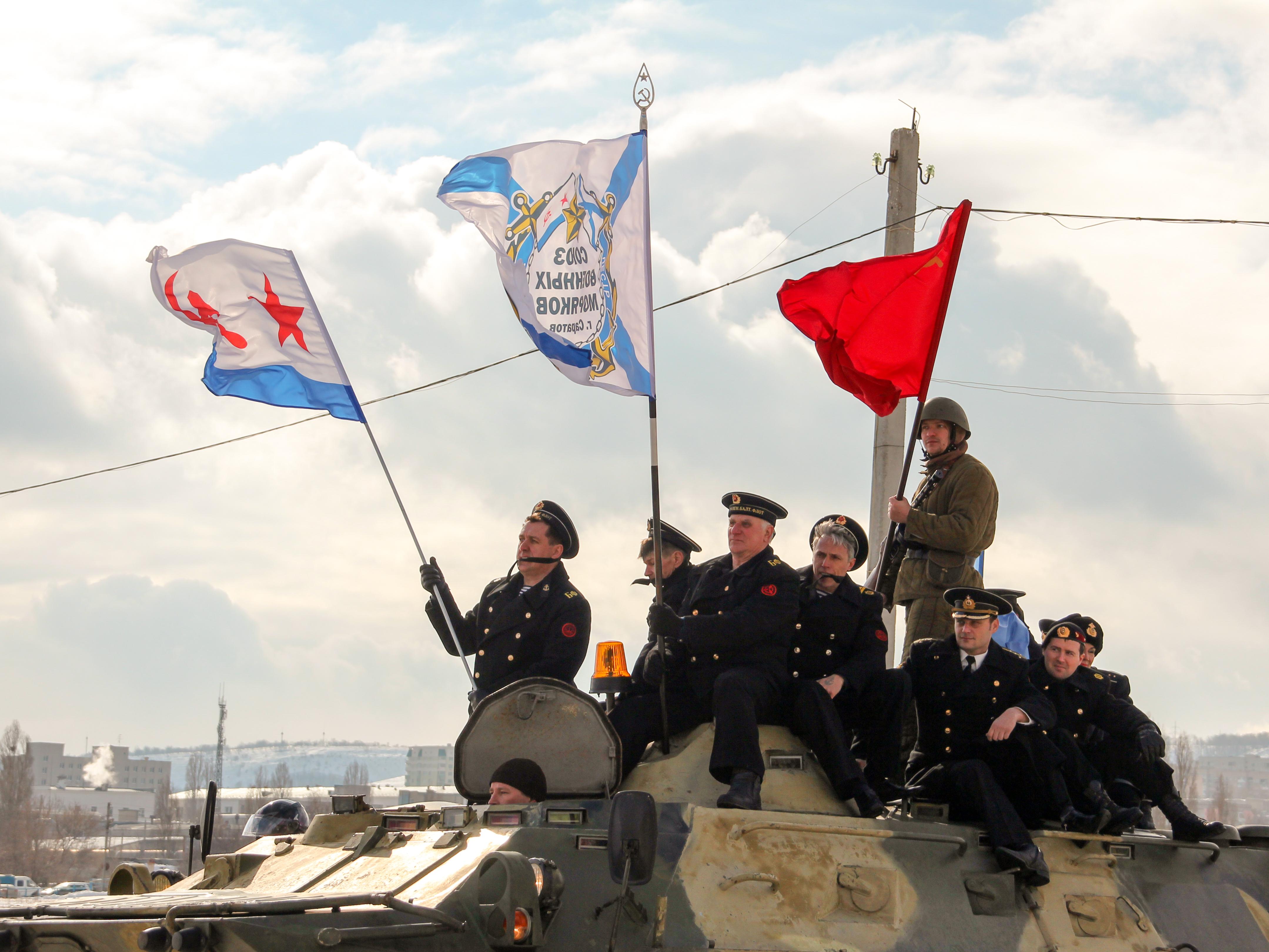 Фестиваль патриотизма