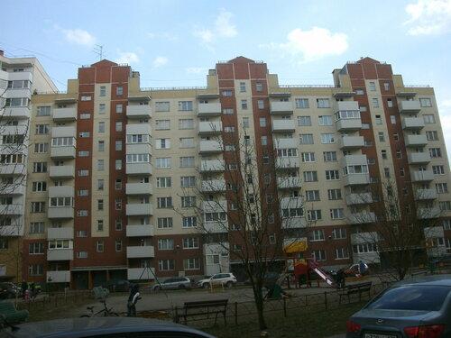 пос. Ленсоветовский, 21к3