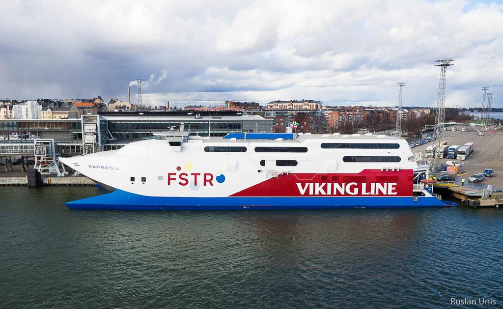Паром Viking FSTR