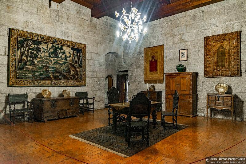 Гимарайнш. Дворец Герцогов Браганса