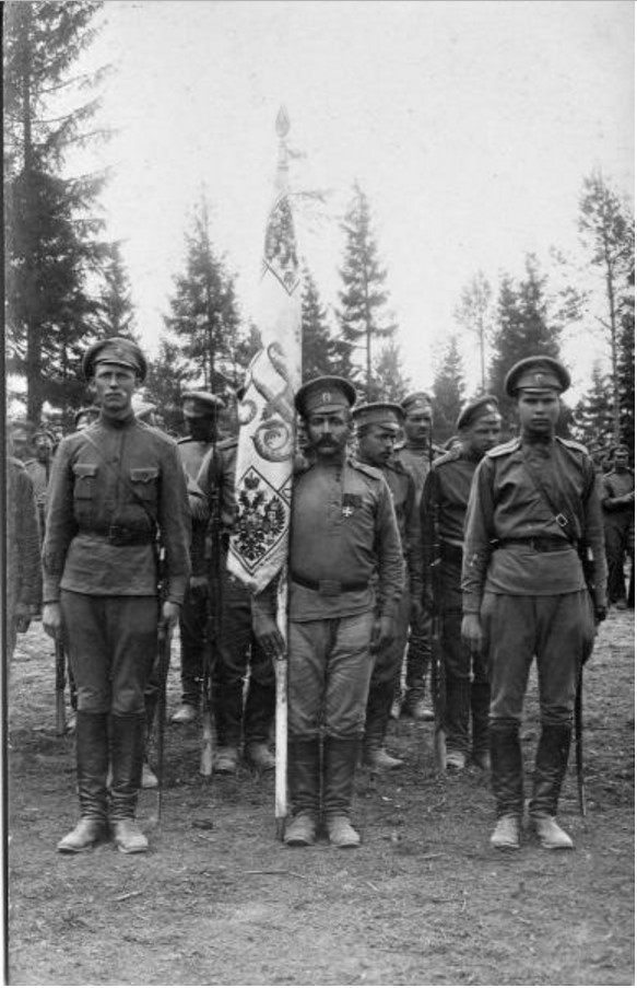 Полковое знамя