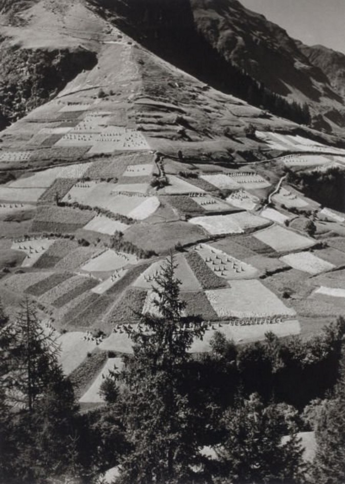 1937. Долина реки Изер, Французские Альпы