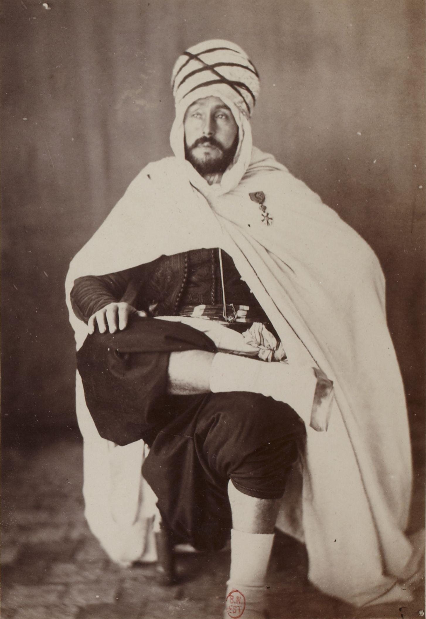 Бен Али Шариф, Бах-Ага Сахеля