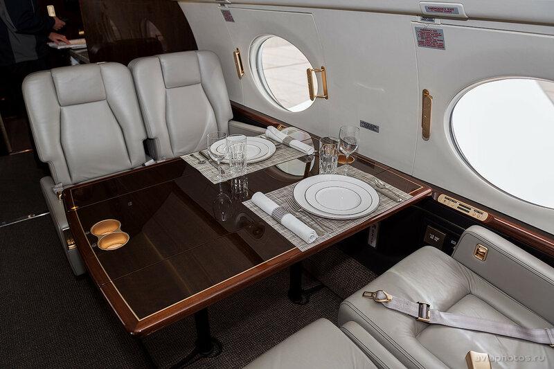 Gulfstream G280 (N280GU) Gulfstream Aerospace D807644