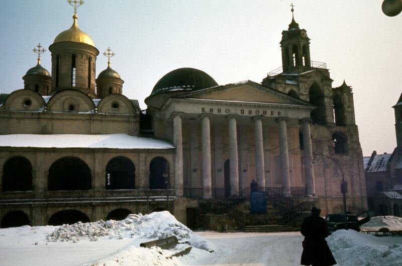 1964 Ярославль. Спасо-Преображенский монастырь.jpg