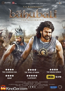 Bahubali - The Beginning (2015)