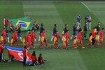 Joanesburgo - Seleção brasileira estreia na Copa do Mundo de 2010 contra a Coreia do Norte