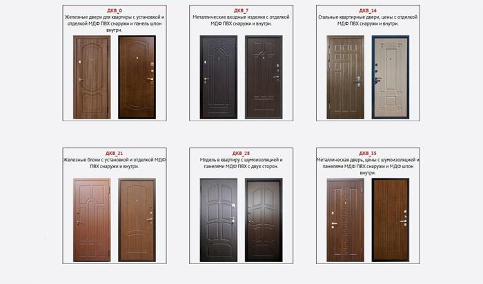 Входные двери в квартиру в Москве с установкой на lider-dver.ru