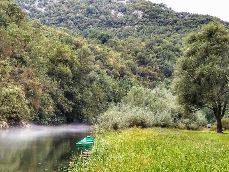 река Црноевича и Каруч