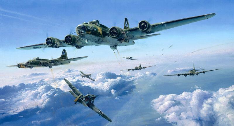Б-17 и мессеры.jpg