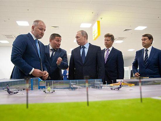Путин обсудил развитие водных путей на совещании  государственного совета  вВолгограде