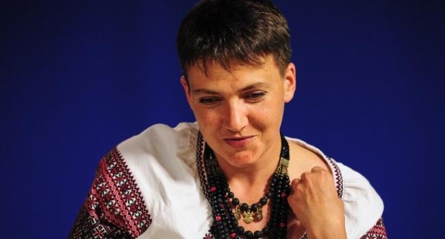 Савченко вЧехии встретится спарламентариями иобщественностью