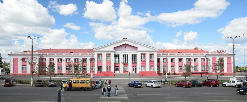 Вокзал ст.Магнитогорск