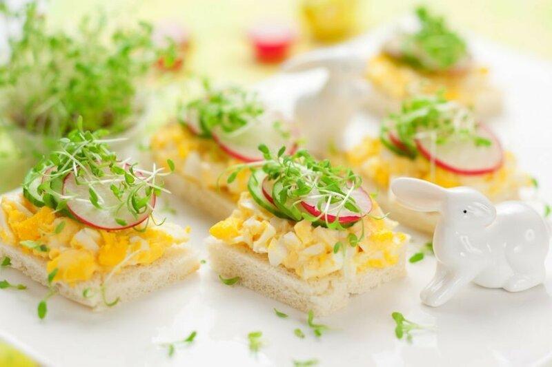 Рецепты простых бутербродов на праздничный стол