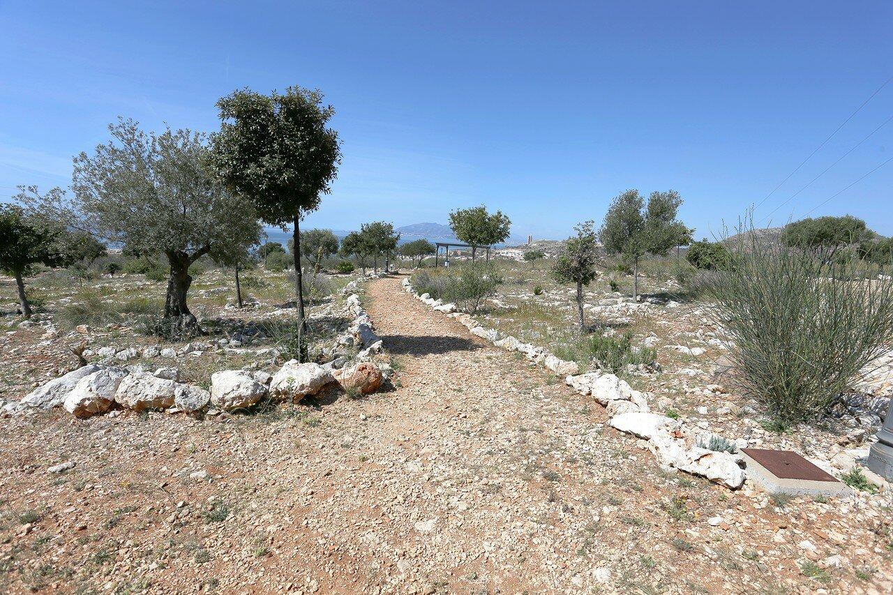 Ринкон-де-ла-Виктория. Парк археологии Средиземноморья (Parque Arqueológico del Mediterráneo)