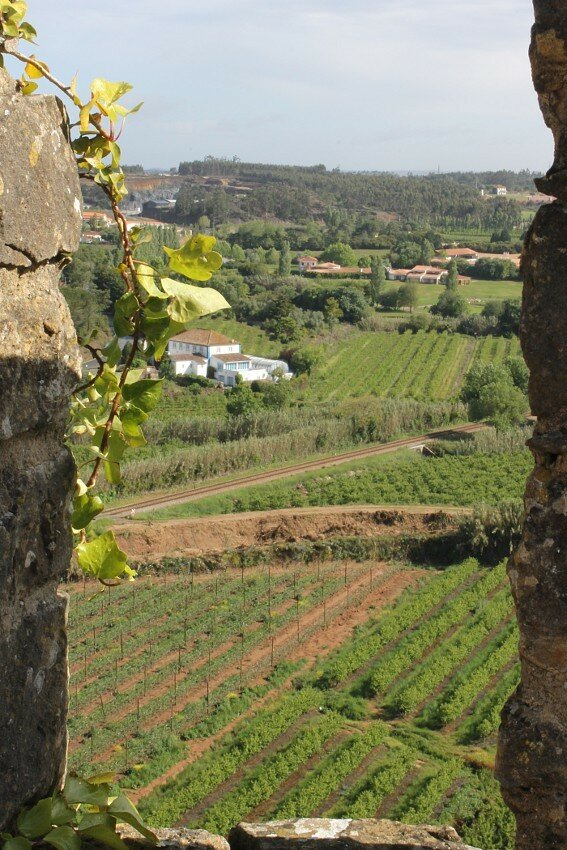 Замок Обидуш (Castelo de Obidos)